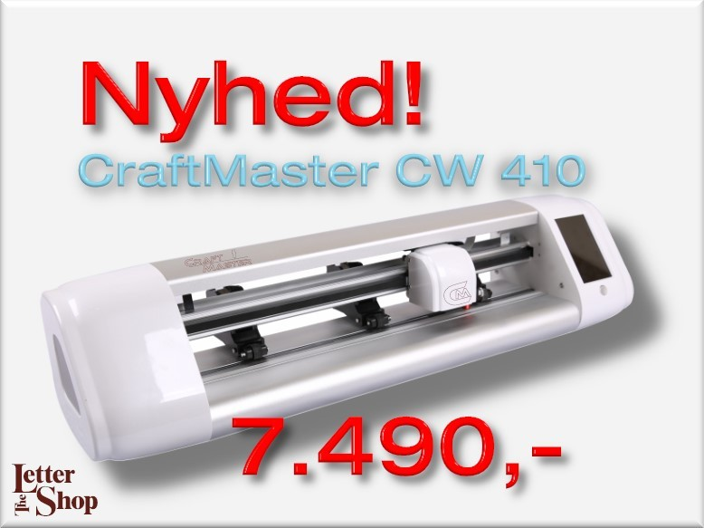 Plotter - CraftMaster CW 410
